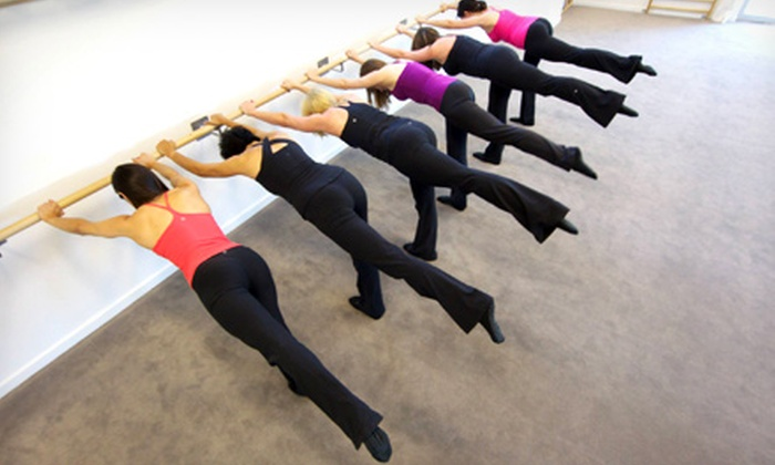 Karve Studio - Lindon: Five Yoga-Inspired Barre Fitness Classes or One Month of Unlimited Classes at Karve Studio (Up to 73% Off)