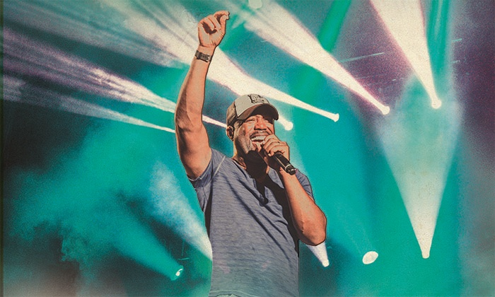 Darius Rucker - Fiddler's Green Amphitheatre: Darius Rucker on July 7 at 7 p.m.