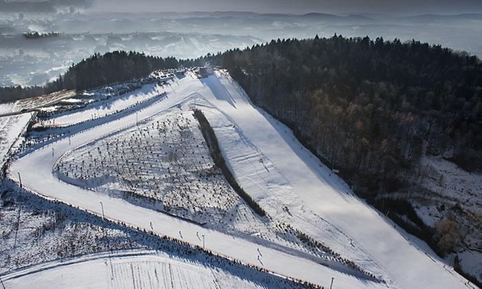 Jurasówka - Siemiechów: Stacja narciarska Jurasówka: 3-godzinny karnet od 19,99 zł i więcej opcji (do -43%)