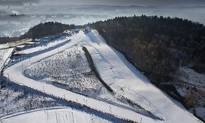 Jurasówka: Stacja narciarska Jurasówka: 3-godzinny karnet od 19,99 zł i więcej opcji (do -43%)