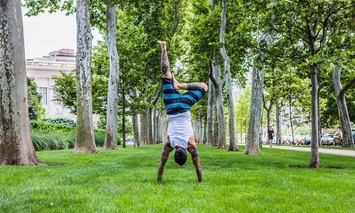 Yoga Rebellion - Haddon Heights: $39 for $70 Worth of Services — Yoga Rebellion