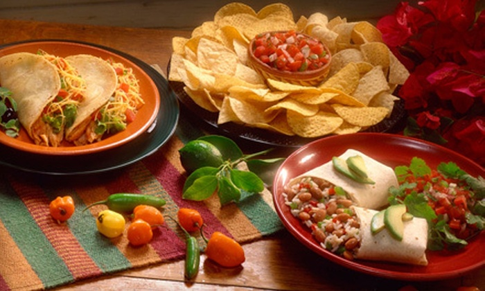 Los Jalapenos - East Columbus: Mexican Cuisine for Lunch or Dinner at Los Jalapenos (Up to 50% Off)