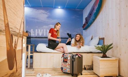 Amsterdam: monolocale con colazione, parcheggio e noleggio bici a 60,90€euro