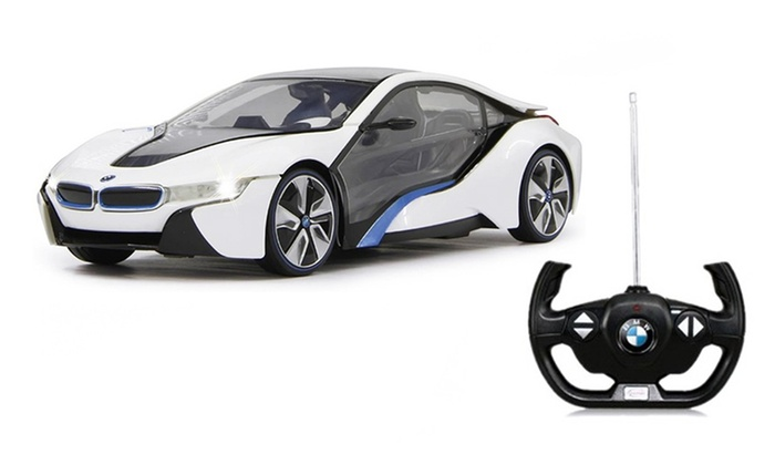Bmw I8 Concept Vision Efficient Remote Control Rtr Racing Car Groupon