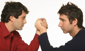 Kenny VS Spenny : Kenny VS Spenny at River Rock Casino Resort on Friday, July 10, at 8 p.m. (Up to 43% Off)