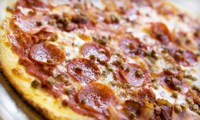 Urban Pizza - Baxter: $10 Worth of Take-and-Bake Pizzas