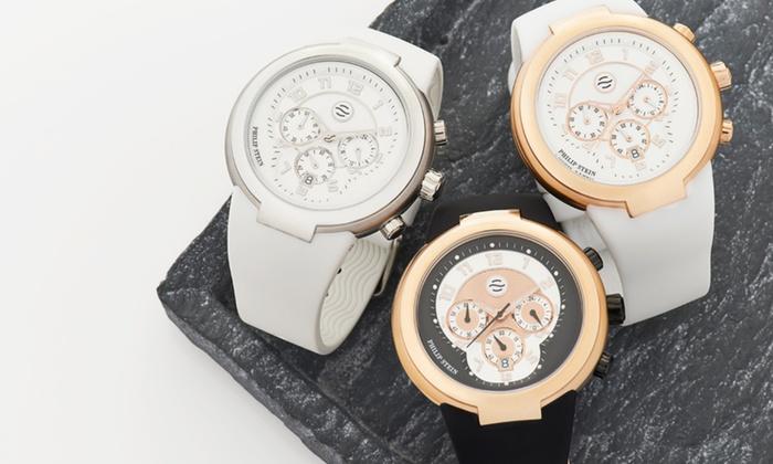 Philip Stein Women's Chrono Watch: Philip Stein Women's Chrono Watch (Up to 47% Off). Assorted Styles. Free Shipping and Returns.