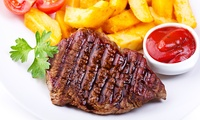 Fillet Steak Meal for Two or Four at The Blue Steak (Up to 59% Off)