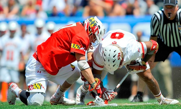 NCAA Mens Lacrosse Championships - Lincoln Financial Field: 2016 NCAA Men's Lacrosse Championships on May 28–30