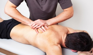 One Or Three Groupons, Each Good For A Treatment����or Sports Massage At Center For Therapeutic Massage (up To 49% Off)