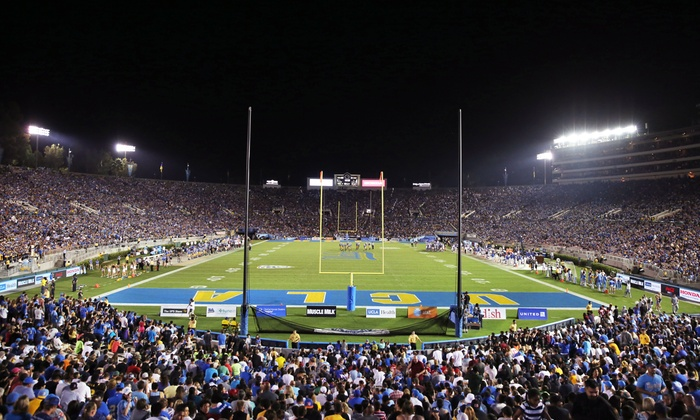 UCLA Football - Rose Bowl: Exclusive Presale: UCLA Bruins Football Games at the Rose Bowl. Six Games and Three Seating Options Available.