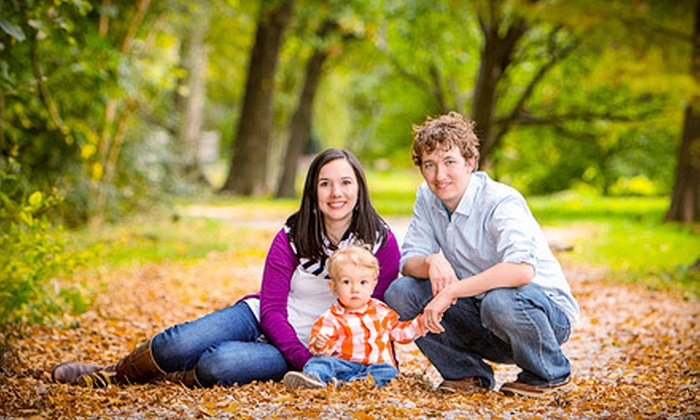 J Clinton Photography - Fort Worth: $79 for a 90-Minute, On-Location Photo Shoot with Prints and Digital Images from J Clinton Photography ($410 Value)