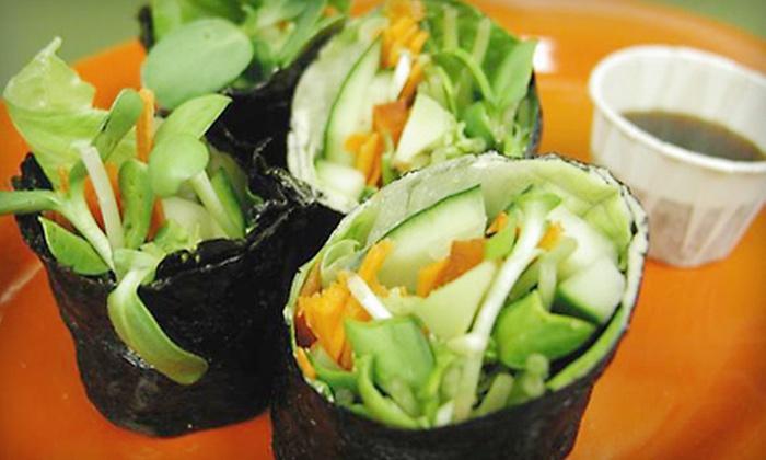 Red Pepper Deli - Northville: $15 Worth of Raw, Vegan Food