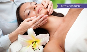 The Spa at Cibolo Canyon: $99 for a Winter Spa Package with Sugar Plum Facial, Massage, and Body Wrap at The Spa at Cibolo Canyon ($395 Value)