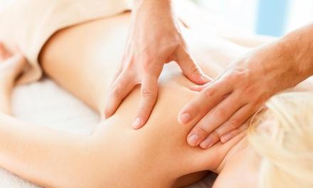 Up to 52% Off 60 or 90 Minute Ashiatsu Massage at Angie's Massage