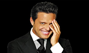 Luis Miguel At The Forum On Friday, September 19 Or Saturday, September 20 (up To 50% Off)