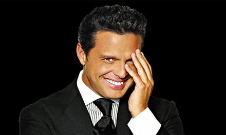 Luis Miguel at Viejas Arena at Aztec Bowl at San Diego State University on September 18 at 8 p.m. (Up to 50% Off)