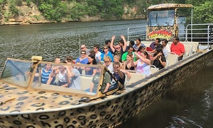 Wild Thing Jet Boat Tour—Up to 33% Off at Wild Thing Jet Boat Tour, plus 9.0% Cash Back from Ebates.