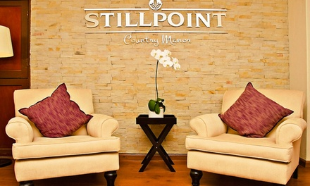 Johannesburg: One or TwoNight Stay for Two Including Breakfast and Dinner at Stillpoint Hotel