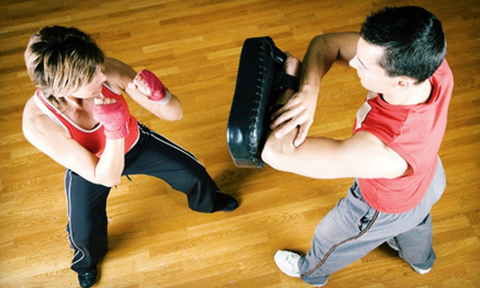 Colts Neck Martial Arts - Colts Neck: 10, 20, or 30 Kickboxing Fitness Classes at Colts Neck Martial Arts (Up to 93% Off)