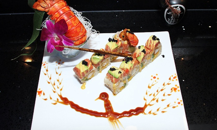 Hokkaido Asian Bistro - Upper Washington Avenue: Sushi and Japanese Cuisine for Two or Four on Sunday–Thursday or Friday–Saturday at Hokkaido Asian Bistro (Half Off)