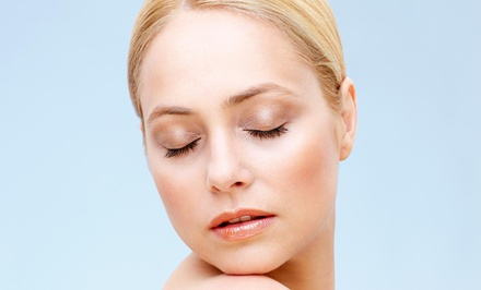 Flower enzyme chemical peel with mini facial