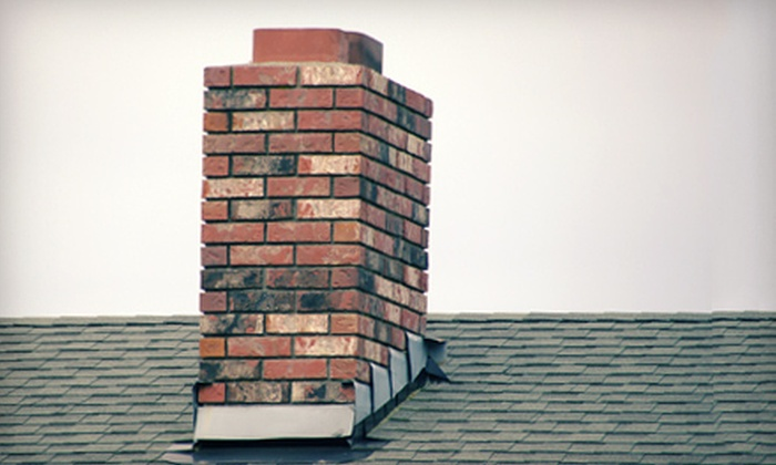 Sunbrite Chimney - Multiple Locations: $69 for a Chimney Cleaning with Inspection and Moisture-Resistance Evaluation from Sunbrite Chimney (Up to $220 Value)