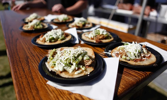 Salt River Fields at Talking Stick - Salt River Fields at Talking Stick: Ticket to the Fifth Annual Arizona Taco Festival on October 18 or 19 at Salt River Fields (Up to 42% Off)