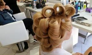 Adam O'mahony, Hairstylist: Haircut with Shampoo and Style from O'Mahony Adam Hairstylist (56% Off)