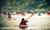 50% Off a Kayak or Canoe Rental and Lesson
