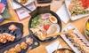 Japanese Sharing Banquet