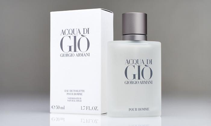 Acqua Di Gio Men's Fragrance: $47.99 for Acqua Di Gio by Giorgio Armani for Men Eau de Toilette Spray; 1.7 Oz. ($62 List Price). Free Shipping.