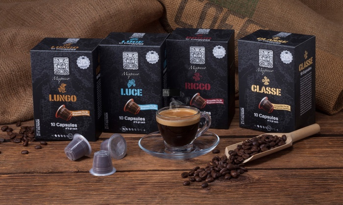mixpresso espresso capsules groupon goods. Black Bedroom Furniture Sets. Home Design Ideas