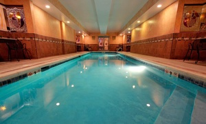 BRC Day Spa & Sauna Resort: Admission for One or Two at BRC Day Spa & Sauna Resort (Up to 44% Off)