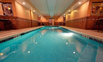 Admission for One or Two at BRC Day Spa & Sauna Resort (Up to 44% Off)