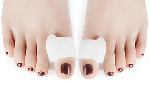 Dr. Rogo Toe Spacers for Bunion Treatment (2-Pack) at Dr. Rogo Toe Spacers for Bunion Treatment (2-Pack), plus 9.0% Cash Back from Ebates.