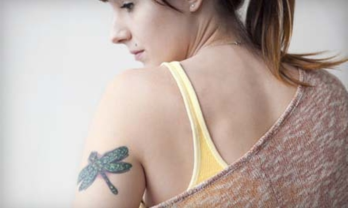 BodyTrends ElectroSpa - Multiple Locations: Laser Tattoo-Removal Treatment for an Area of Up to 4, 6, or 8 Square Inches at BodyTrends ElectroSpa (Up to 61% Off)
