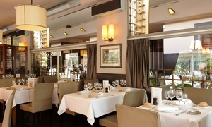 Chez Françoise, 7ème: Gastronomie aux Invalides avec entrée, plat et dessert pour 2 personnes à 39 € au restaurant Chez Françoise