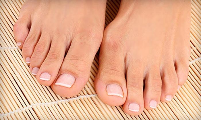 Integrative Foot and Ankle Centers of Washington - Multiple Locations: Laser Toenail-Fungus Treatments or Custom Orthotics at Integrative Foot and Ankle Centers of Washington (Up to 63% Off)