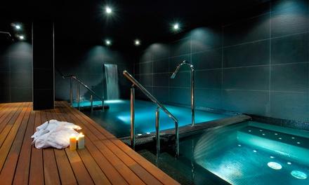 Circuito spa para dos personas con aperitivo por 26,90 € en Vincci Frontaura Spa