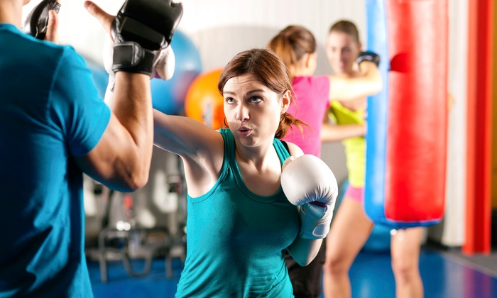 Spider Gym MMA - Wheeling: 5 or 10 Cardio-Boxing and Fitness Classes at Spider Gym MMA (Up to 54% Off)