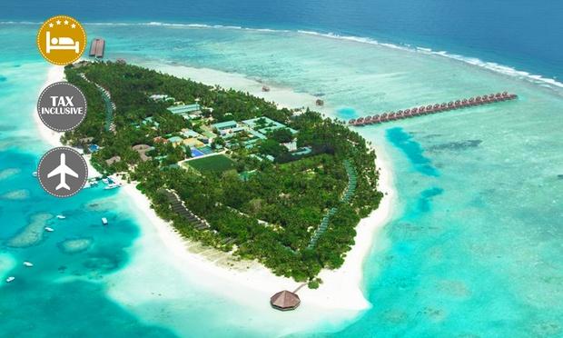Maldives: 4* Resort + Flights 0