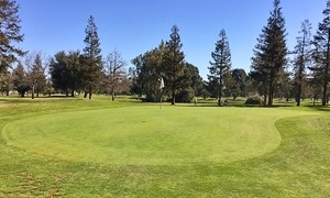 Manteca Golf Course: One Round of Golf with Cart and Range Balls for Two or Four at Manteca Golf Course (Up to 45% Off)