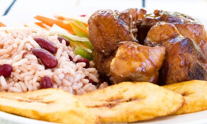 Borinquen Soul - Lakeside: Puerto Rican Food for Two or Catering at Borinquen Soul (Up to 36% Off)