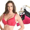 Angelina Plus-Size Bras with Convertible Straps (6-Pack)