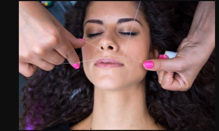 Beauty Lux Salon & Spa - Northeast Meridian: Up to 58% Off facial threading at Beauty Lux Salon & Spa