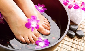 Herbs for Health - Clean Start Atlanta: Two or Four Ionic Foot Detox Treatments at Herbs for Health - Clean Start Atlanta (Up to 48% Off)
