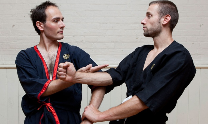 Wing Tsun London - Multiple Locations: Five or Ten Wing Tsun Self-Defence Classes at Wing Tsun London (Up to 89% Off)
