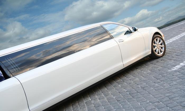 LTG MIAMI INC - Fort Lauderdale: $330 for $600 Worth of Chauffeur Services — LTG MIAMI LIMOS