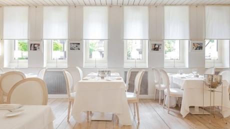 Menu Luxury di mare con calice di Prosecco al ristorante Olei in...